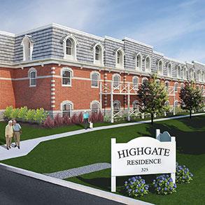 Highgate Residence