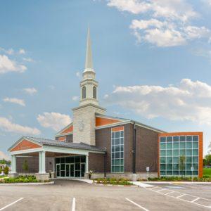 New Apostolic Church Cambridge