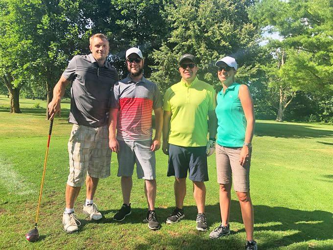 2019.07.24 - Staff - LinC GVCA Golf Tournament