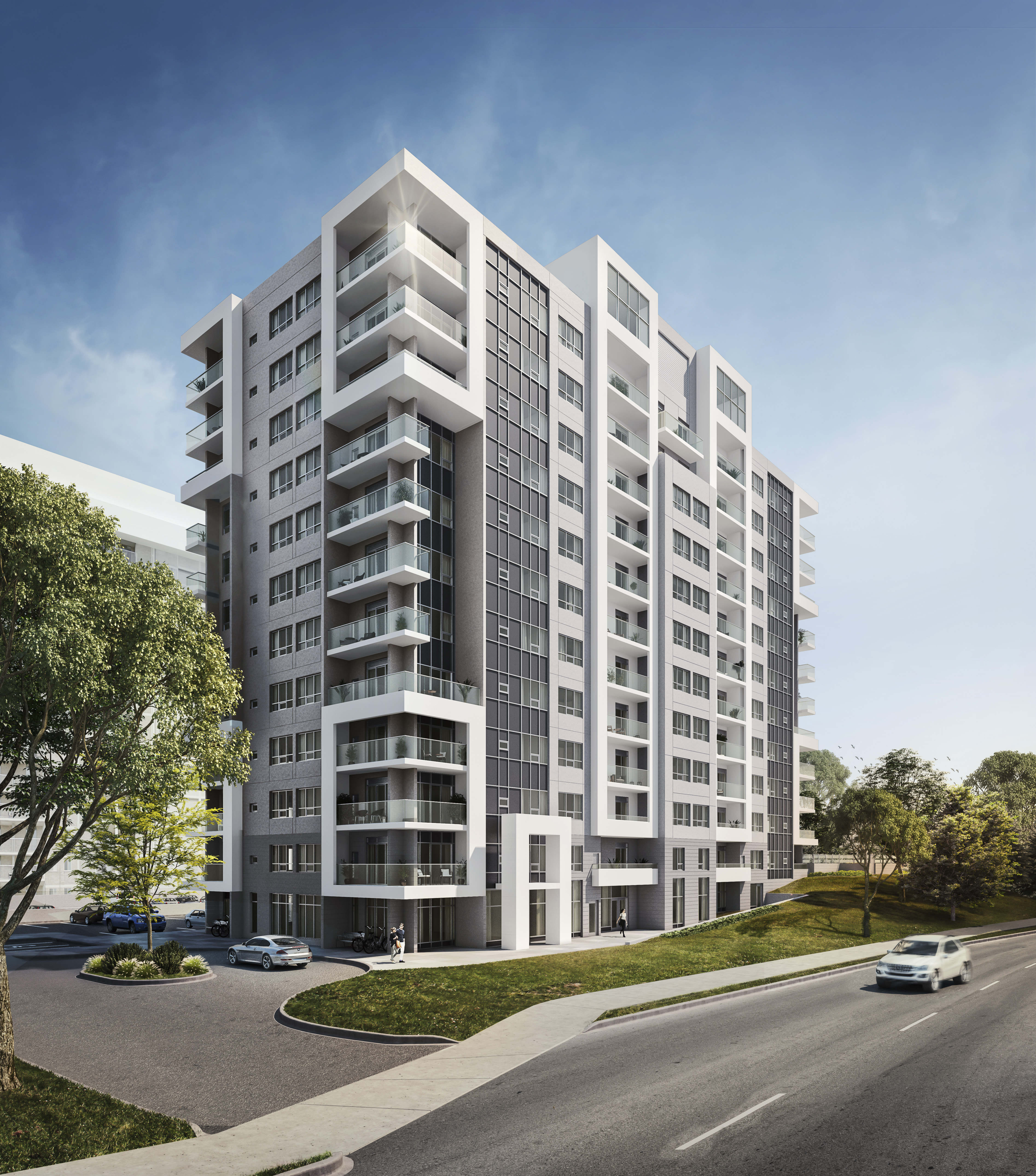 2_Silver Spear Exterior Rendering