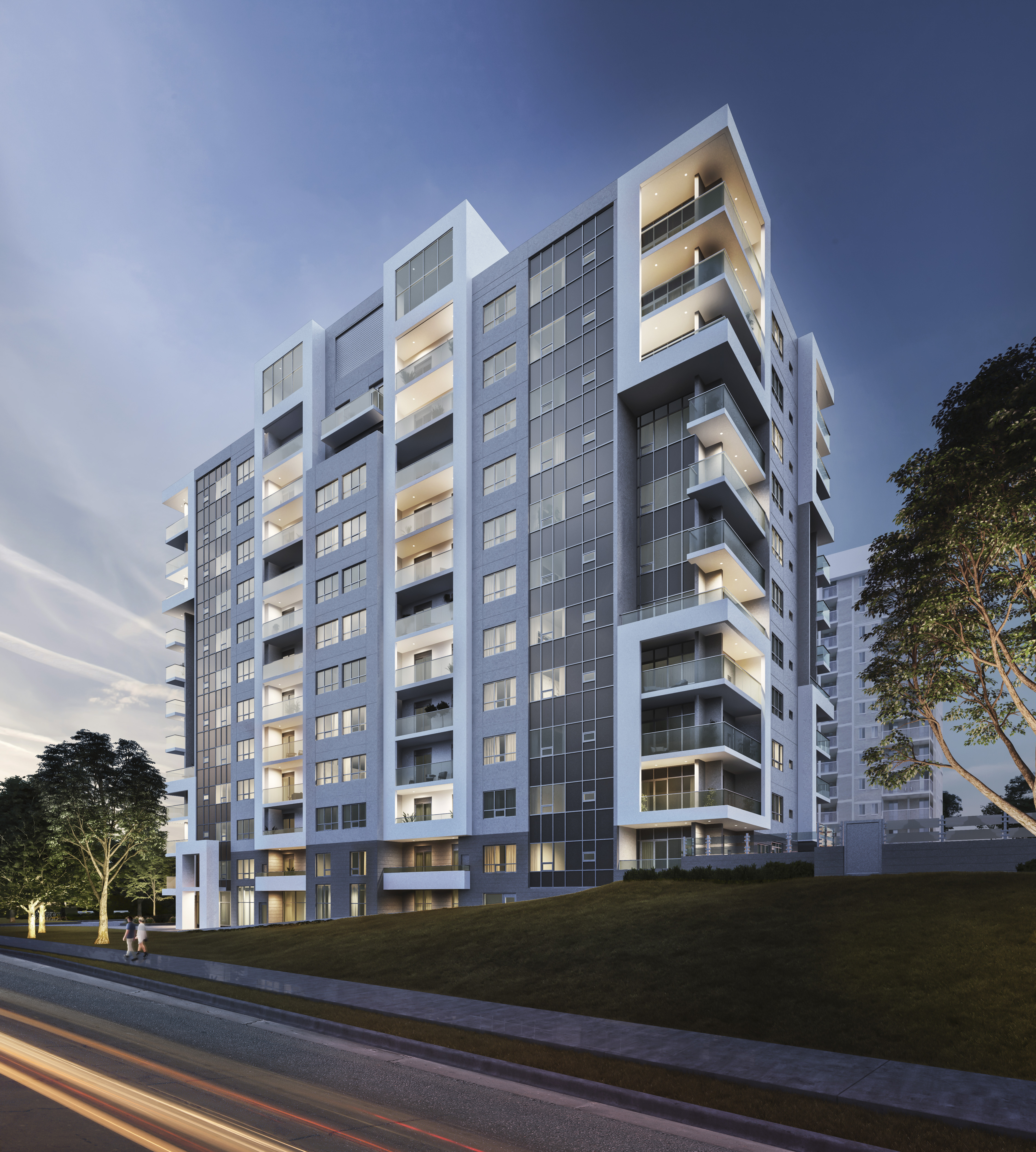 3_Silver Spear Exterior Rendering